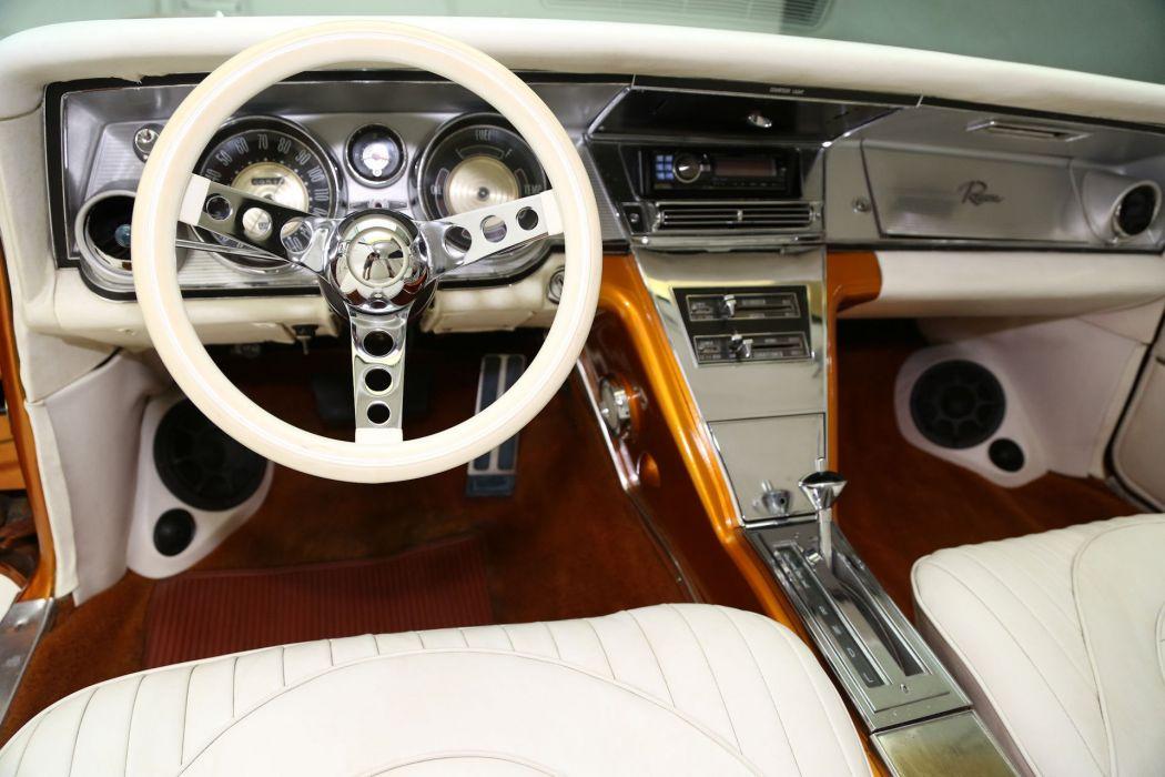 1964 BUICK RIVIERA lowrider custom hot rod rods classic luxury wallpaper
