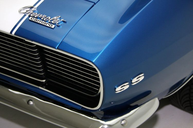 1967 CHEVROLET CAMARO S-S muscle classic hot rod rods wallpaper