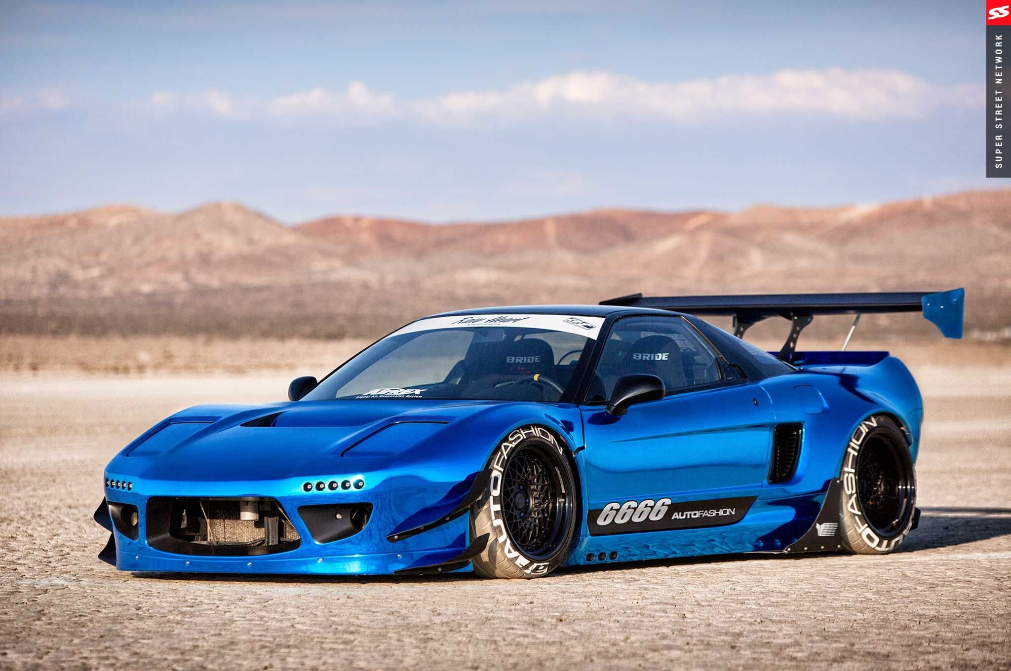 1992 acura nsx rocket bunny cars coupe modified blue wallpaper | 2048x1360 | 855629 | WallpaperUP
