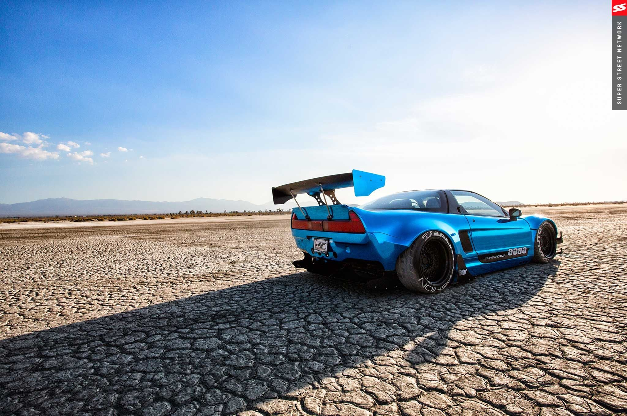 1992 acura nsx rocket bunny cars coupe modified blue wallpaper | 2048x1360 | 855630 | WallpaperUP