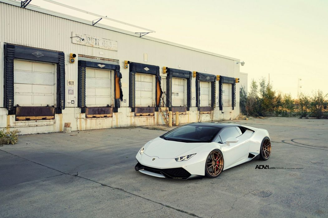 Lamborghini Huracan LP610 adv1 wheels cars white wallpaper