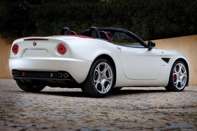 2010 Alfa Romeo 8-C Spider wallpaper