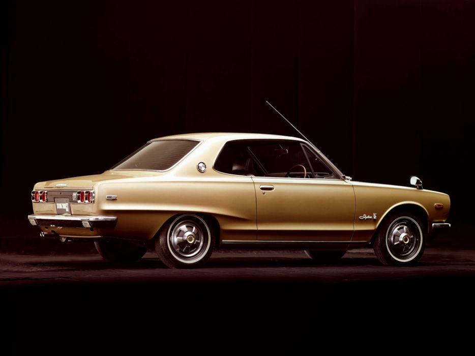 1970-72 Nissan Skyline 2000GT Coupe KGC10 g-t wallpaper