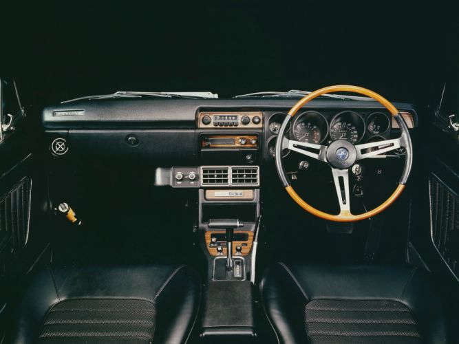 1970-72 Nissan Skyline 2000GT Coupe KGC10 g-t wallpaper
