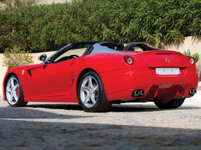 2010 Ferrari S-A Aperta Pininfarina supercar wallpaper