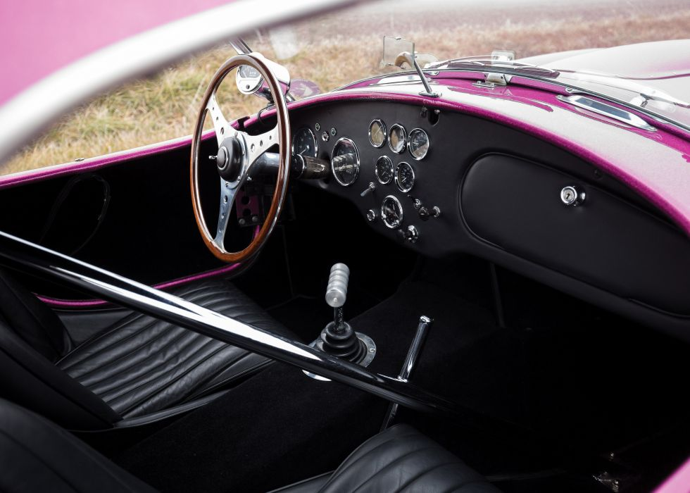 1963 Shelby Cobra Coupe Dragonsnake drag race racing hot rod rods muscle supercar classic wallpaper