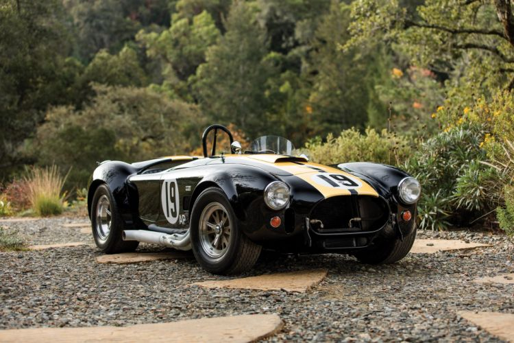 1965 Shelby Cobra 427 Competition muscle supercar race racing classic wallpaper