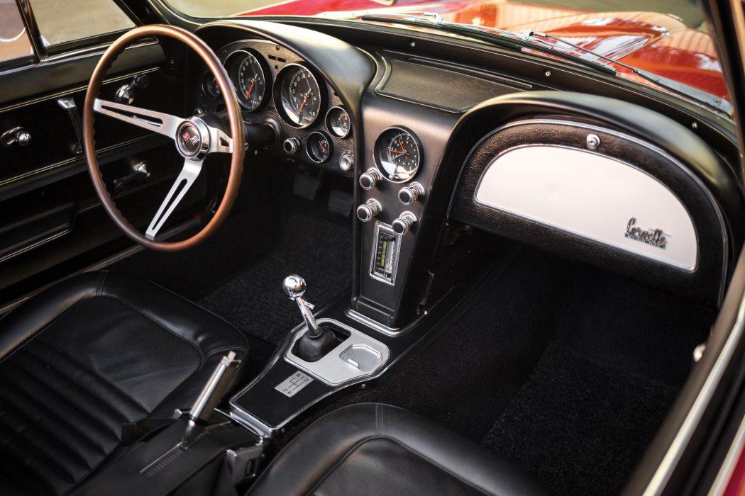 1967 Chevrolet Corvette Sting Ray L79 Convertible muscle supercar classic stingray wallpaper