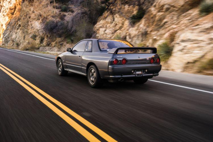 1989-94 Nissan Skyline GT-R BNR32 gtr wallpaper