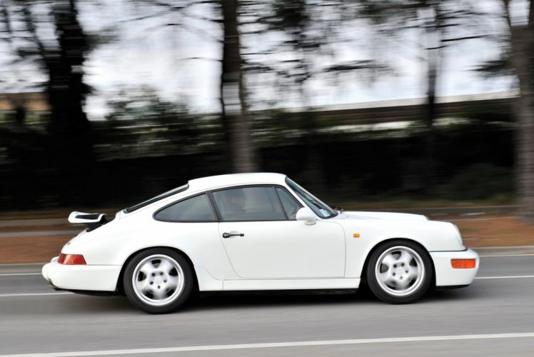 1993 Porsche 911 Carrera R-S 3-6 Leichtbau 964 wallpaper