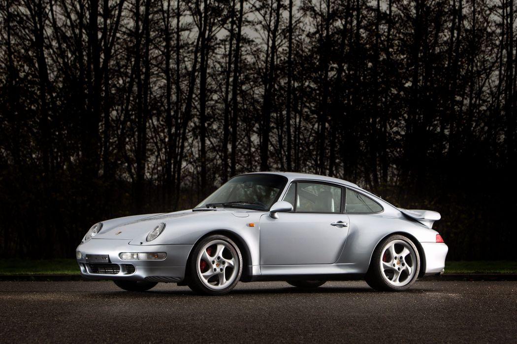 1996 Porsche 911 Turbo 3-6 Coupe 993 supercar wallpaper