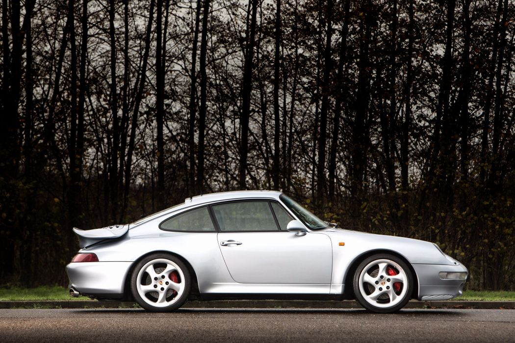 1996 Porsche 911 Turbo 3-6 Coupe 993 supercar wallpaper