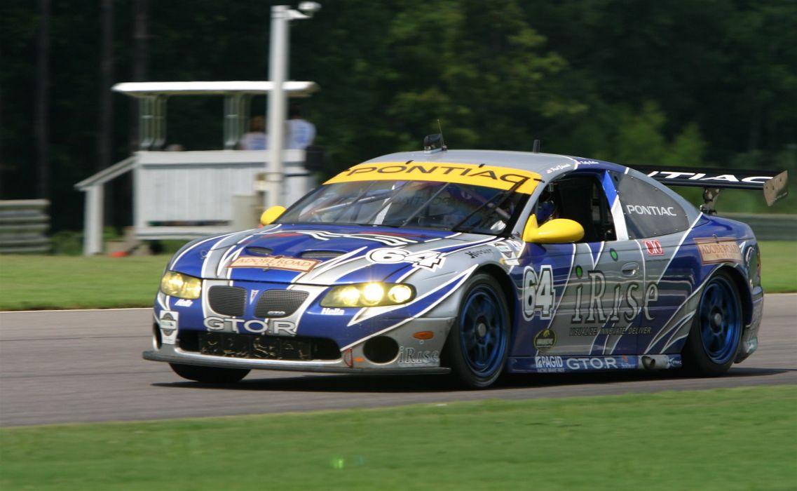 2005-07 Pontiac GTO-R rally race racing gto wallpaper
