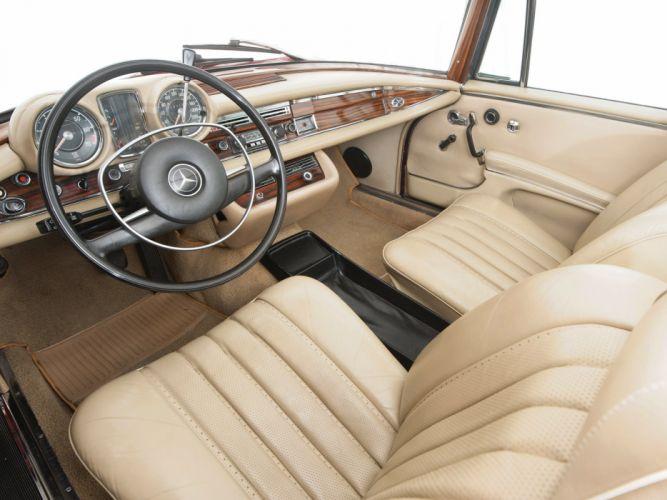 1989 Mercedes Benz 280SE 3-5 Coupe W111 280 classic luxury wallpaper