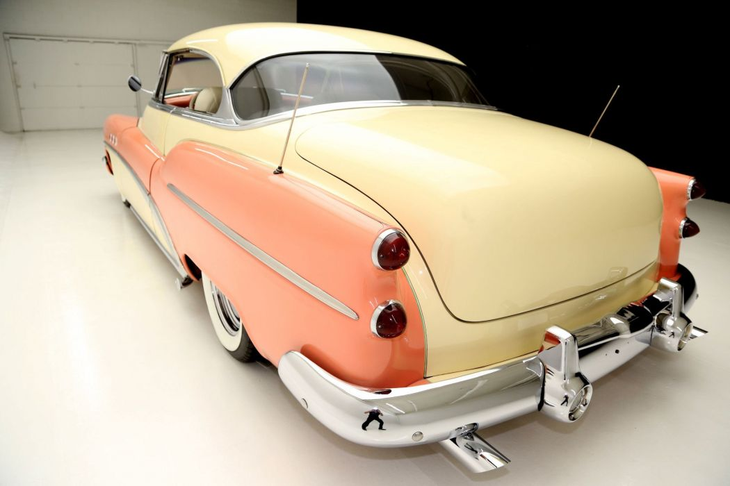 1953 BUICK SPECIAL custom hot rod rods lowrider retro wallpaper