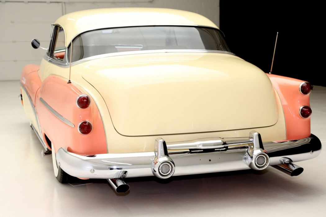 1953 BUICK SPECIAL custom hot rod rods lowrider retro wallpaper