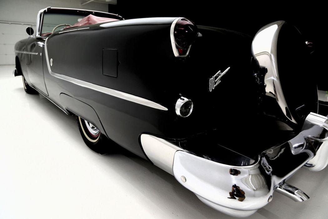 1954 OLDSMOBILE 8-8 324ci convertible retro luxury wallpaper