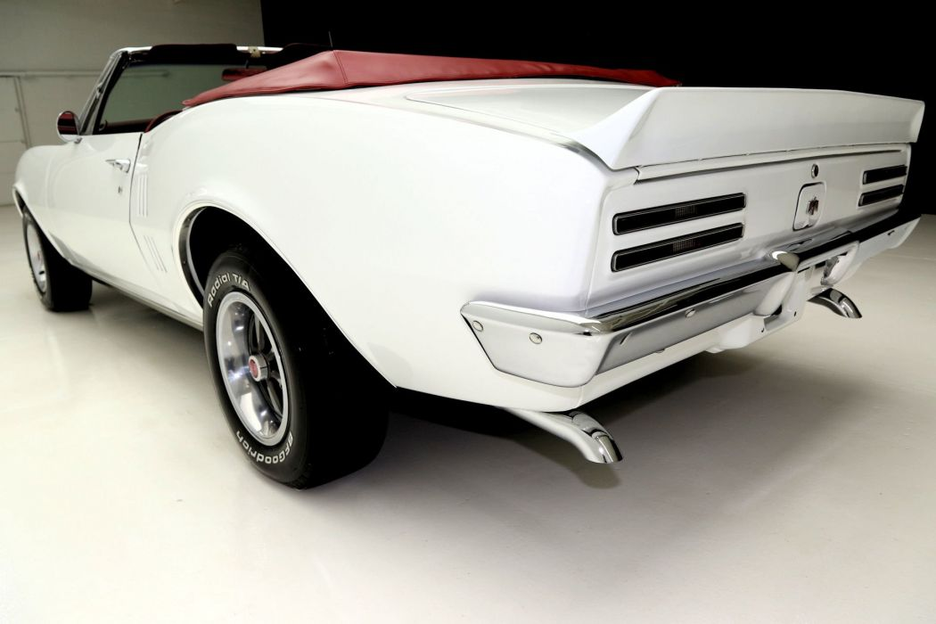 1967 PONTIAC FIREBIRD 400ci CONVERTIBLE muscle classic wallpaper