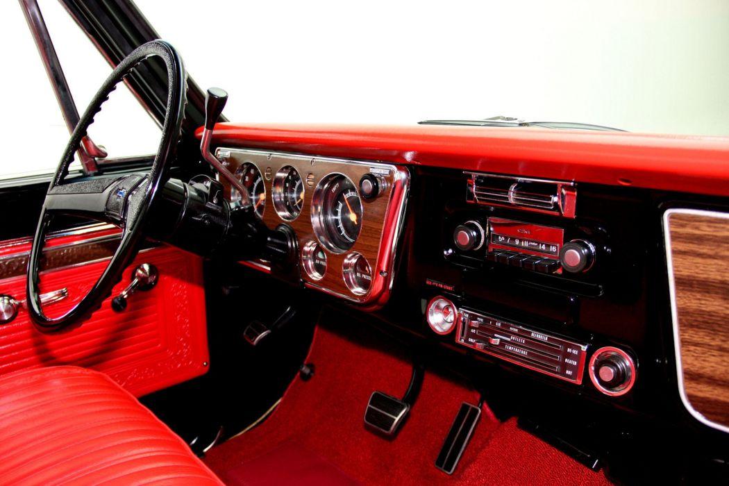 1971 CHEVROLET CHEYENNE CST SUPER 400ci pickup muscle truck wallpaper