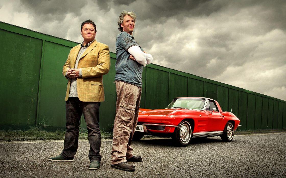 Wheeler Dealers serie tv britanica coches wallpaper
