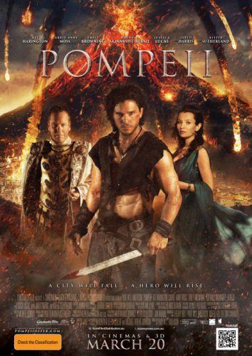 pompeya pelicula historica aventura accion wallpaper