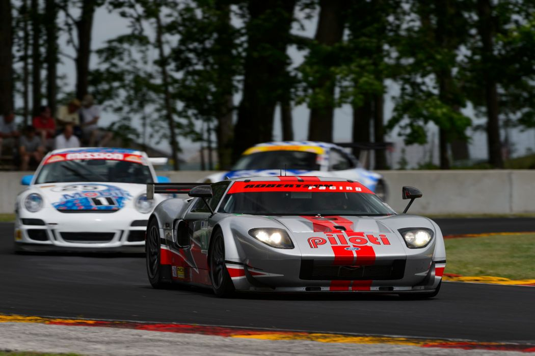 2006 Ford G-T le-mans race racing supercar lemans rally wallpaper
