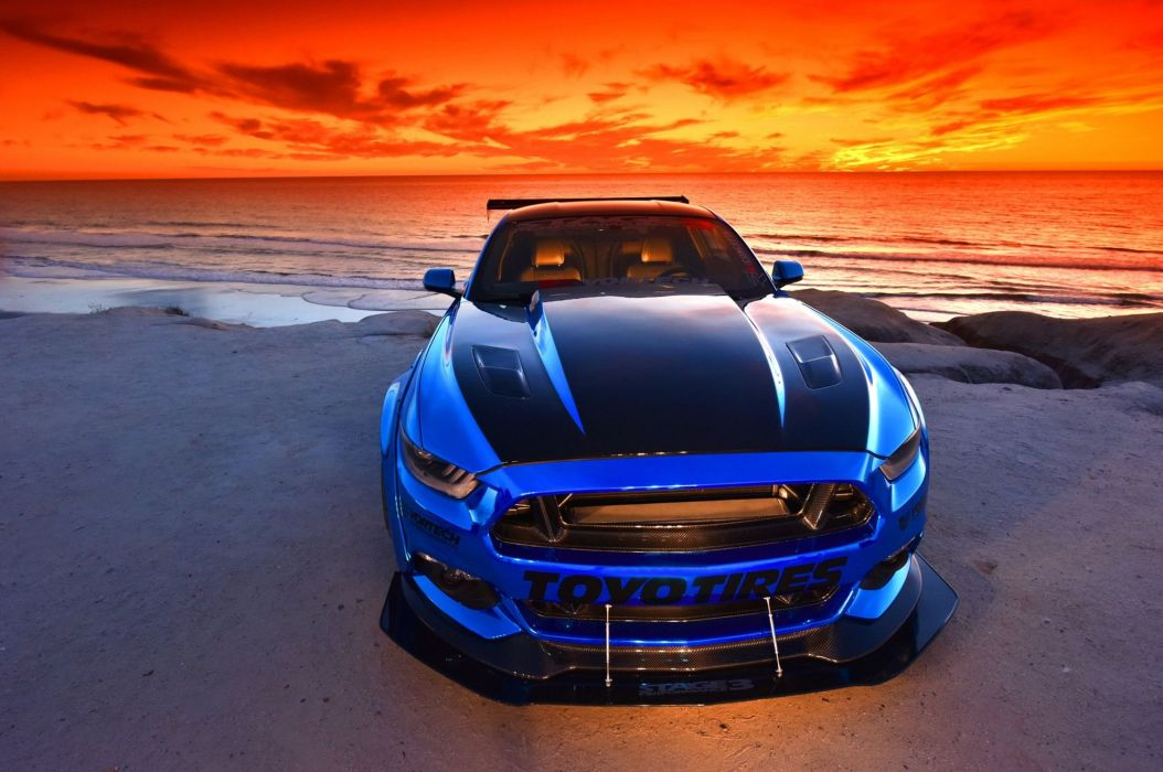 2015 S550 Ford Mustang drift race racing muscle hot rod rods tuning muscle wallpaper