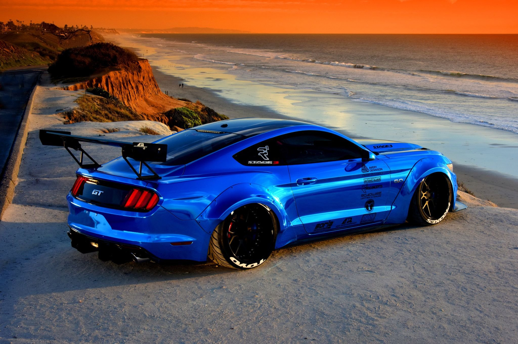 2015 S550 Ford Mustang drift race racing muscle hot rod rods tuning muscle wallpaper | 2048x1360