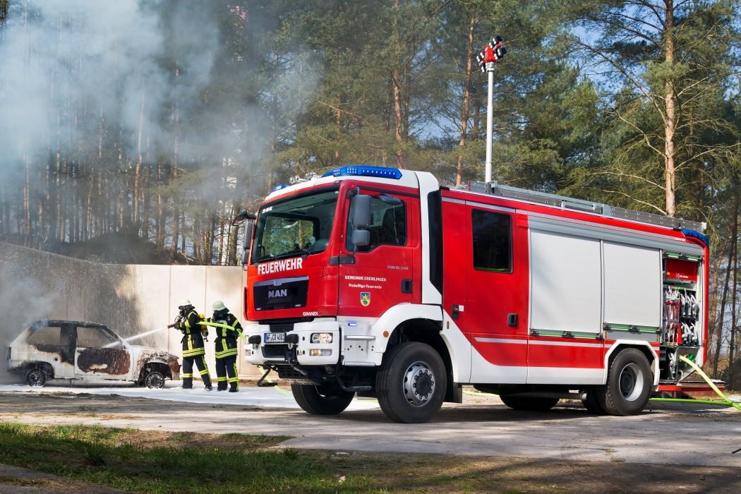 2015 MAN TGM 18-340 4x4 B-B Gimaex Plus HLF20 firetruck fire emergency semi tractor wallpaper