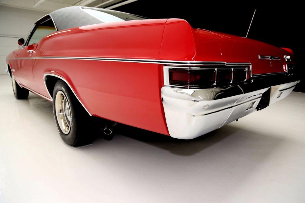 1966 CHEVROLET IMPALA S-S 327ci muscle classic wallpaper