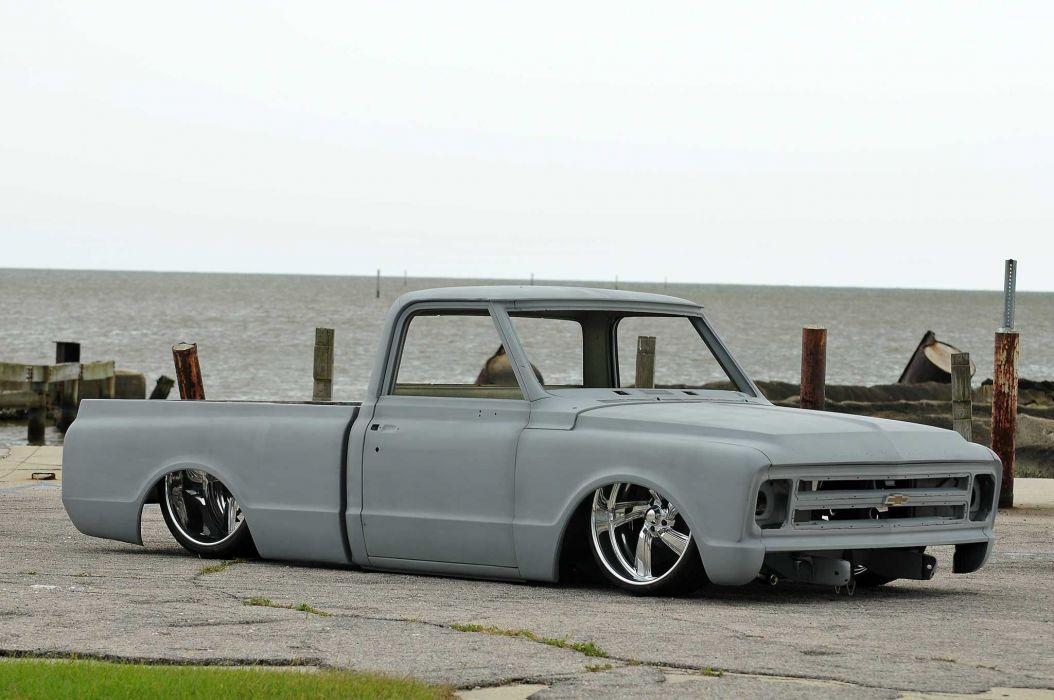 1972 Chevrolet C-10 lowrider custom pickuo hot rod rods c10 wallpaper