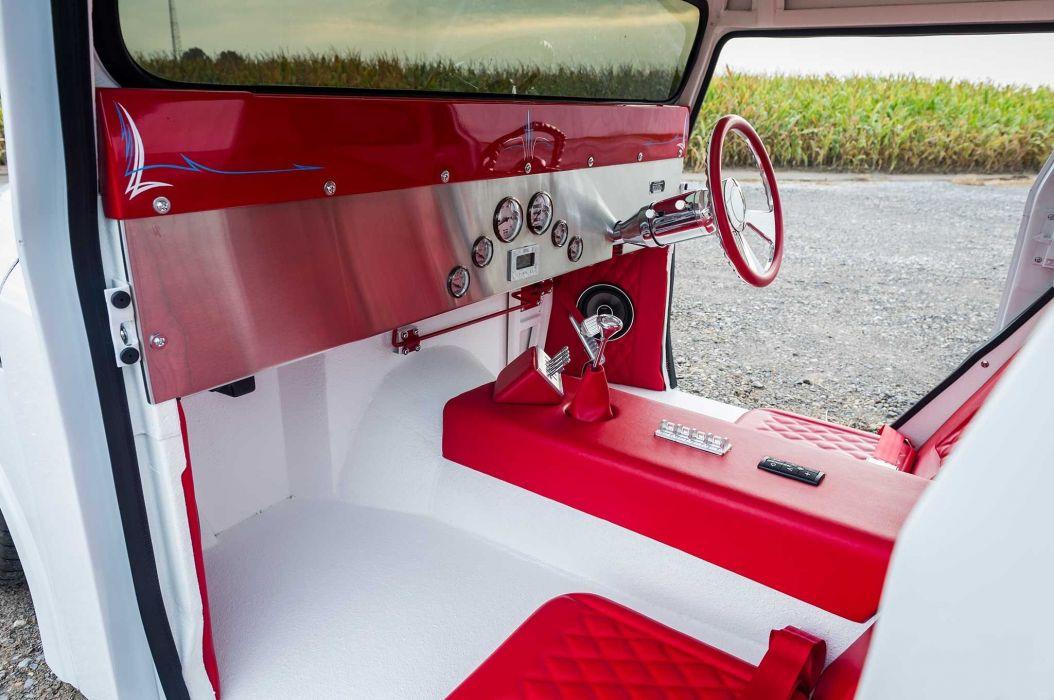 1972 Jeep Postal lowrider custom tuning hot rod rods suv wallpaper