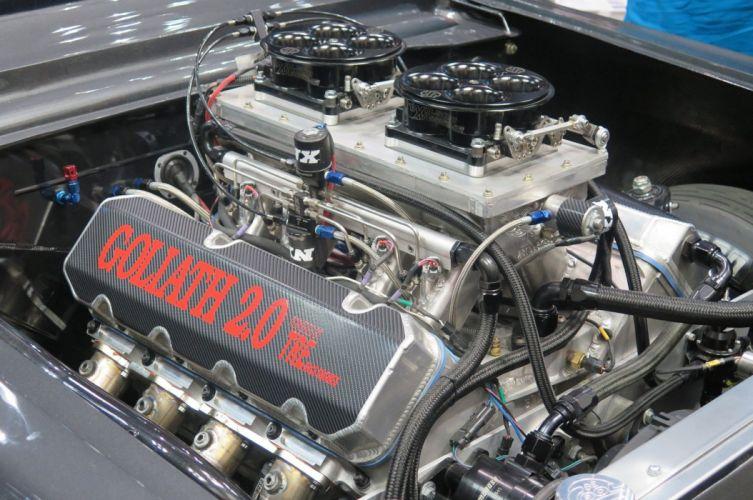1963 Chevrolet Nova drag racing race hot rod rods classic wallpaper