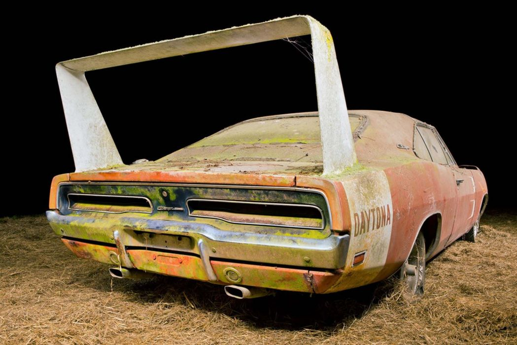 1969 Dodge Daytona mopar muscle classic wallpaper
