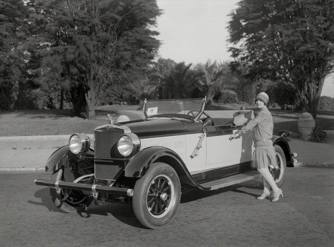 1929 Gardner Model-120 Roadster retro vintage wallpaper