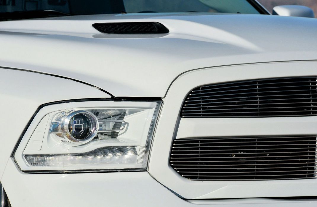 2014 Dodge Ram 1500 Dualie pickup custom tuning hot rod rods lowrider mopar wallpaper
