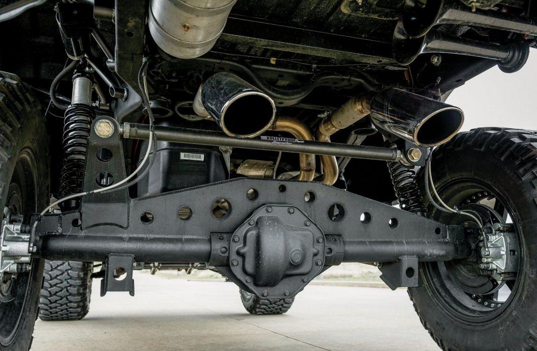 2013 Dodge Ram 1500 4x4 pickup tuning custom mopar wallpaper