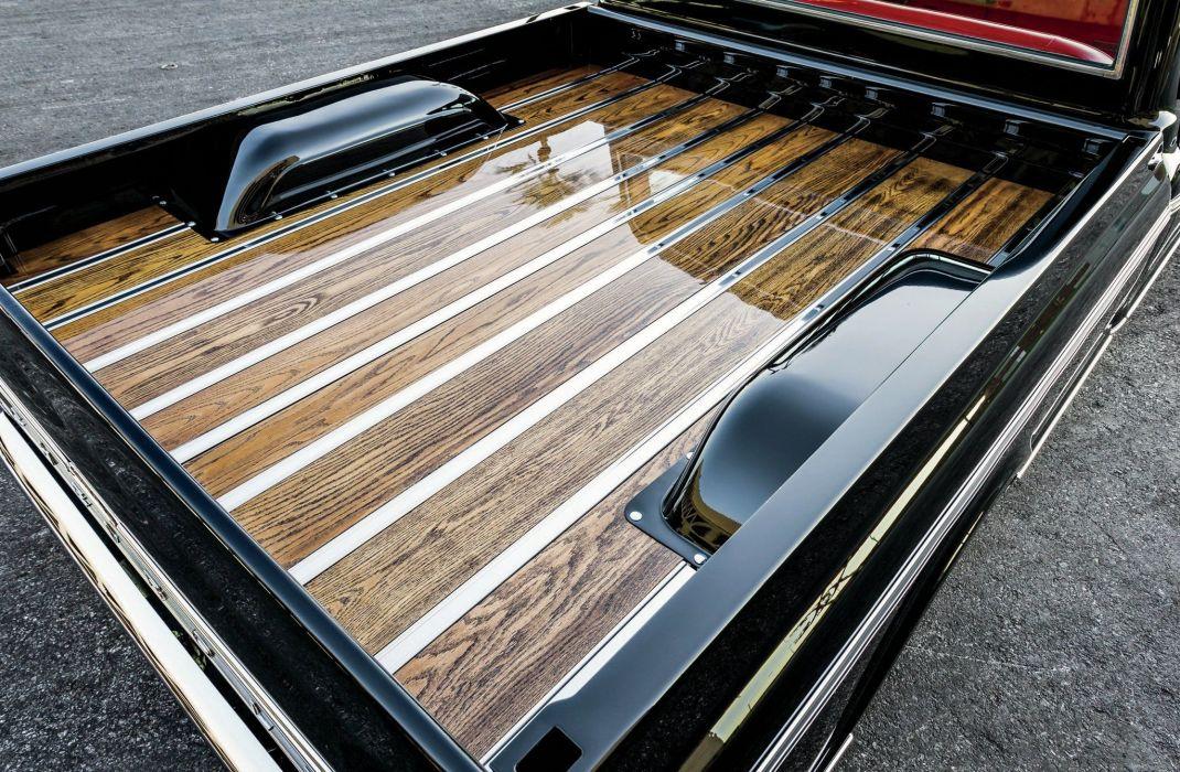 1972 Chevrolet C10 pickup custom tuning hot rod rods wallpaper