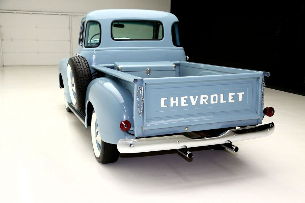 1955 CHEVROLET 3100 PICKUP retro9 wallpaper