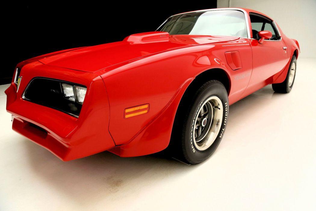 1977 PONTIAC FIREBIRD TRANS-AM 455ci muscle classic trans wallpaper