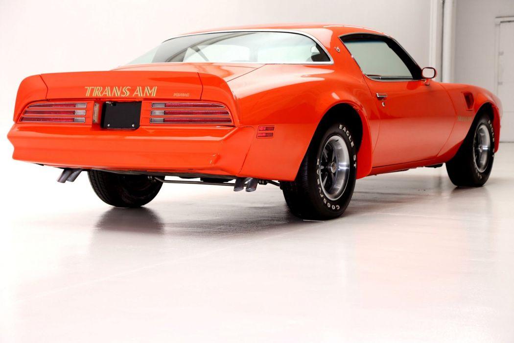 1976 PONTIAC TRANS-AM muscle classic 400ci trans firebird wallpaper