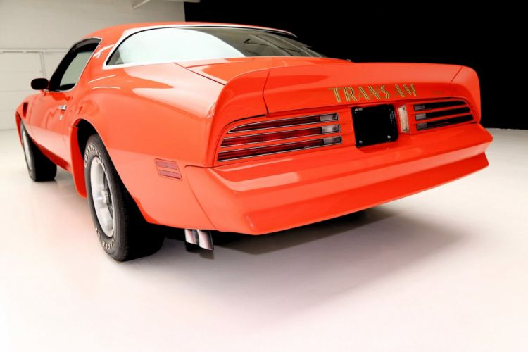 1976 PONTIAC TRANS-AM muscle classic 400ci trans firebird wallpaper