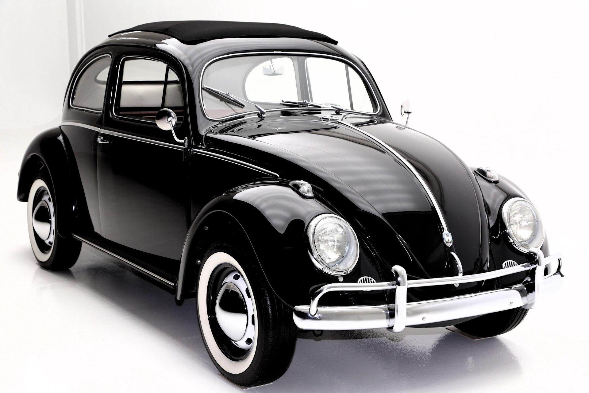 1957 volkswagen beetle classic wallpaper 1920x1280