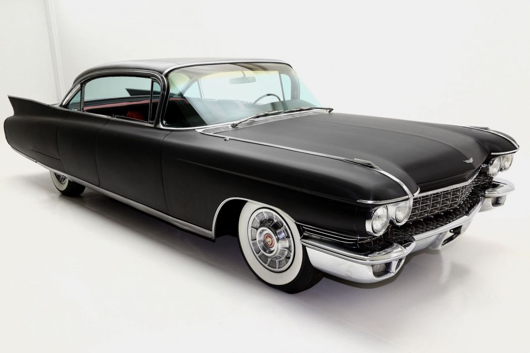 1960 CADILLAC FLEETWOOD 390ci luxury classic wallpaper