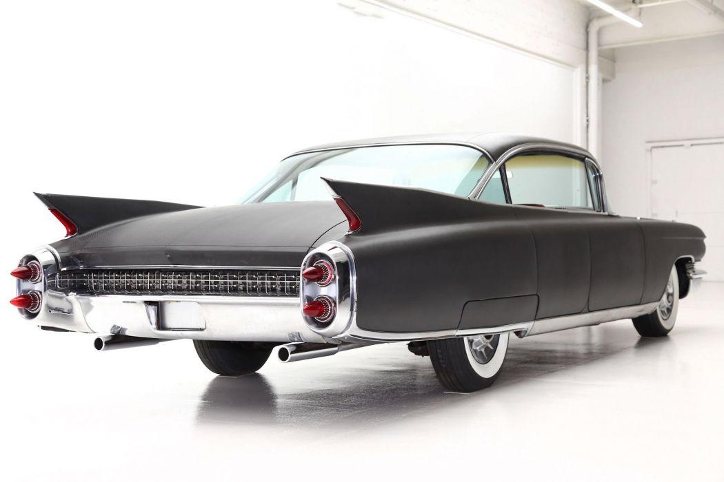 1960 CADILLAC FLEETWOOD 390ci luxury classic wallpaper