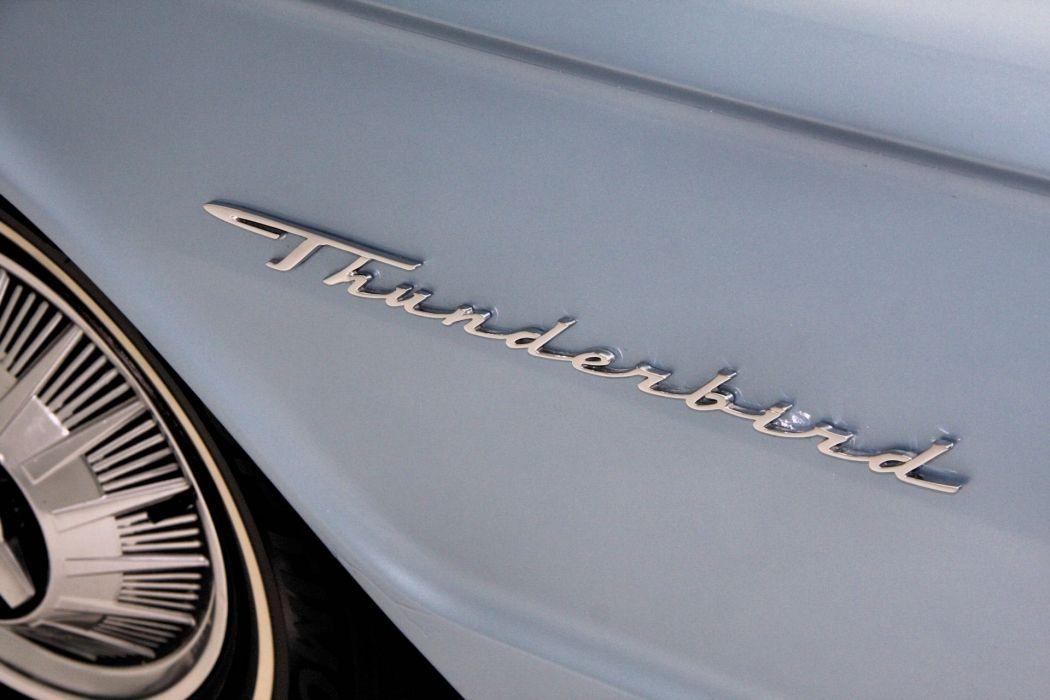 1964 FORD THUNDERBIRD 390ci LANDAU luxury classic wallpaper