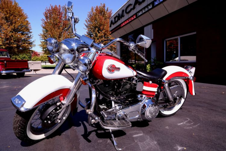 1979 HARLEY DAVIDSON SHOVELHEAD bike motorbike motorcycle custom wallpaper