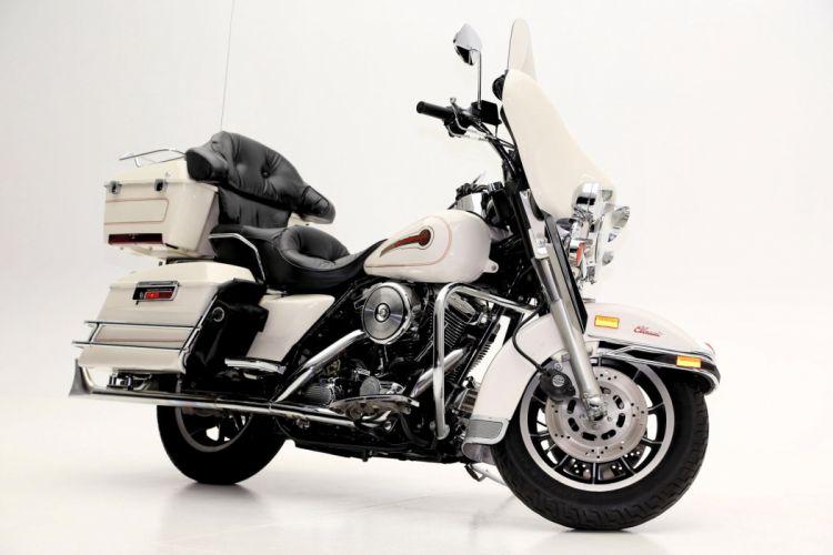 1995 HARLEY DAVIDSON FLHTC ELECTRA GLIDE TOUR KING SHRINER bike motorbike motorcycle luxury wallpaper