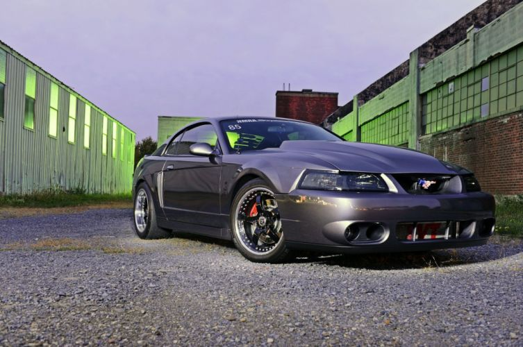 2003 Ford Mustang Cobra muscle hot rod rods custom wallpaper