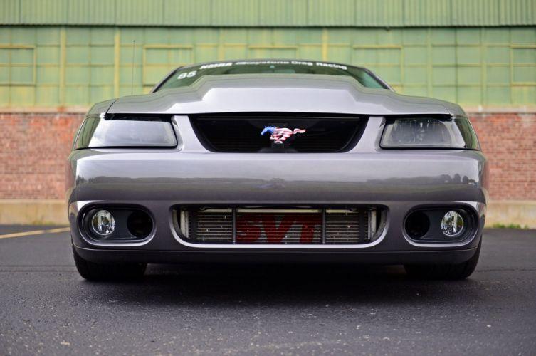 2003 Ford Mustang Cobra muscle hot rod rods custom wallpaper